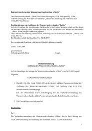 Zabitz - Landkreis Anhalt-Bitterfeld