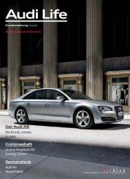 Atemberaubend sport- lich und formvollendet. Der Audi R8 Spyder.