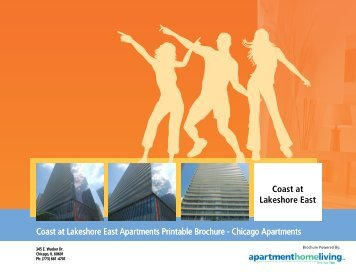 Coast at Lakeshore East Apartments Printable Brochure - Chicago ...