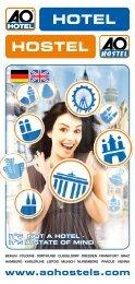 Deutsch - Englisch - A&O Hotels and Hostels