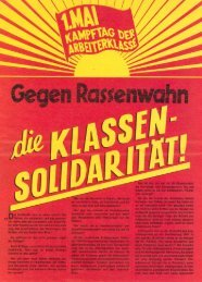 Heraus zum - Arbeiterbund für den Wiederaufbau der KPD