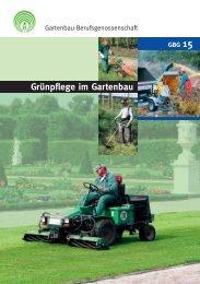 GBG15 - Arbeitssicherheit und Gesundheitsschutz der ELKB
