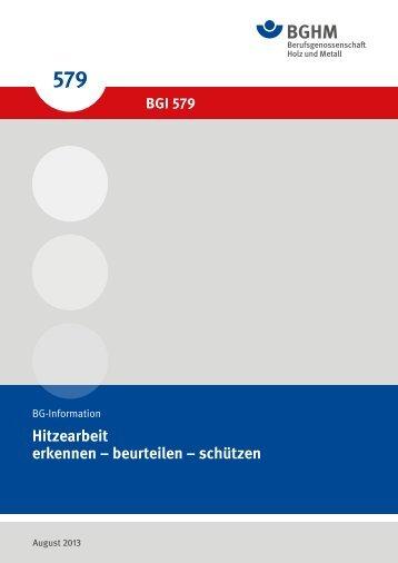 Hitzearbeit - Erkennen - Beurteilen- Schützen - Arbeitssicherheit.de