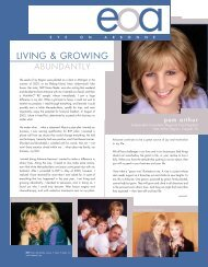 LIVING & GROWING - Arbonne