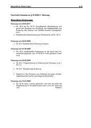 § 36 Örtliche Zuständigkeit