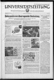 Dokumente von überragender BedeululKj - Universität Leipzig
