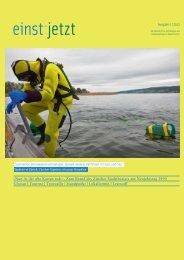 einst und jetzt» Ausgabe 5/2013 (PDF, 3 MB) - Amt für ...