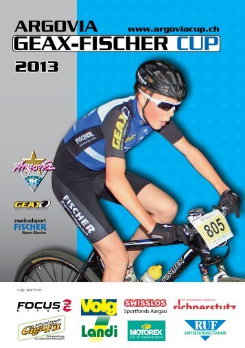 Argovia Cup Flyer