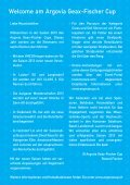 Argovia Cup Flyer - Seite 2