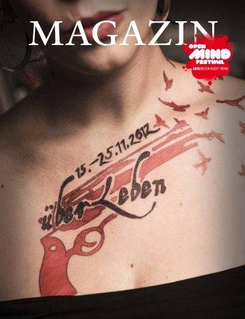 Open Mind Magazin - ARGEkultur