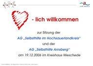 Präsentation HSK vom 19.12.2006 (pdf; 1,76 MB) - Arnsberg