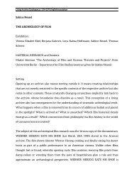 p. 134–139: Sabine Nessel - Arsenal