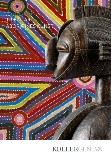 Deutsch / German - African Art Auctions