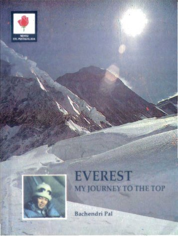 Everest-My Journey to the Top - Arvind Gupta