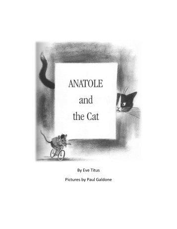 Anatole and the Cat - Arvind Gupta