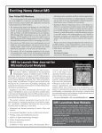M&M 2011, 44th IMS Annual Meeting Success in ... - ASM International - Page 3