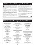 M&M 2011, 44th IMS Annual Meeting Success in ... - ASM International - Page 6