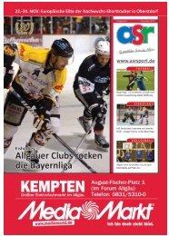 ASR Sport Ausgabe Dezember 2013 - Allgäu Sport Report