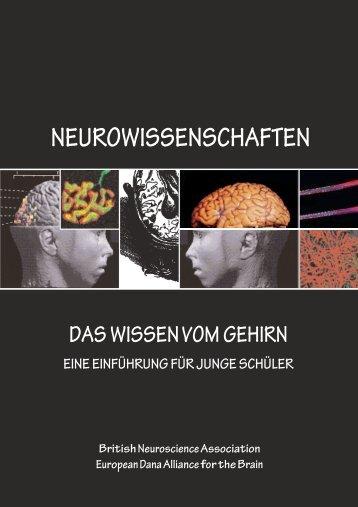 NEUROWISSENSCHAFTEN - Neurowissenschaftliche Gesellschaft ...