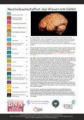 NEUROWISSENSCHAFTEN - Neurowissenschaftliche Gesellschaft ... - Seite 3