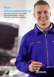 Faire Fahrzeugbewertung: - Athlon Car Lease