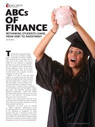ABCS OF FINANCE - Atlantic Business Magazine