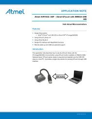 Automotive Compilation - Atmel Corporation