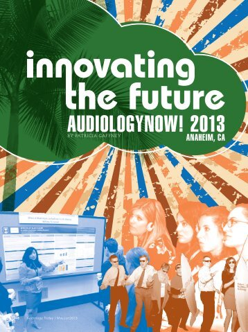 AudiologyNoW! 2013 - American Academy of Audiology