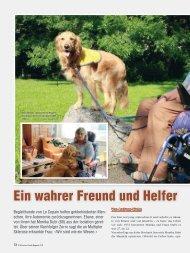 Ein wahrer Freund und Helfer - aufrad.ch