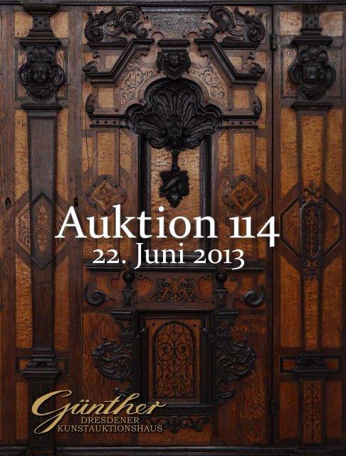 22 Juni 2013 Dresden Kunstauktion De
