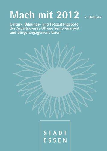 Mach mit 2012, 2_Halbjahr.indd - Essen