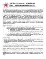 Application for Review of a Building Permit within a ... - City of Austin