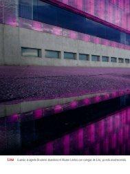 Linz Cuando la agente Bruckner abandona el Museo Lentos con ...