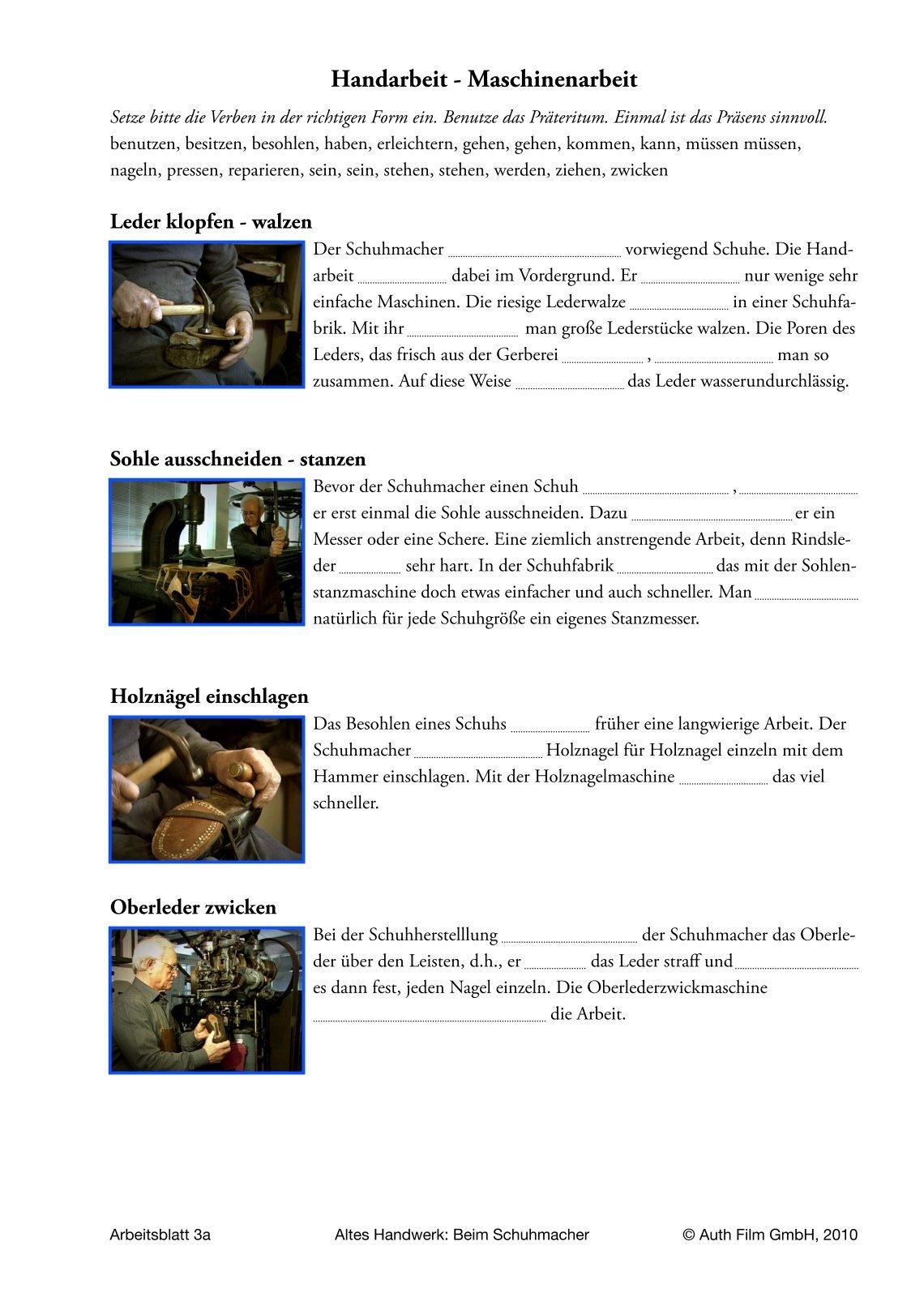 4 free Magazines from AUTH.FILM.DE