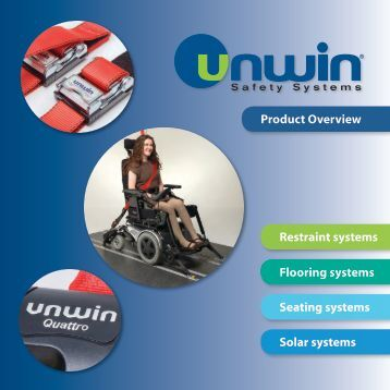 Unwin Product overview catalogue - Autoadapt