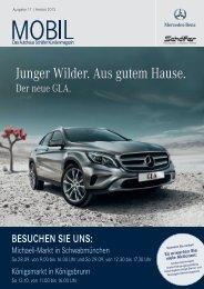 Kundenmagazin downloaden (PDF) - Autohaus Schäfer