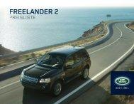 Preislisten - Land Rover