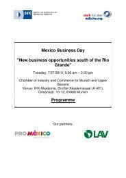 Mexico Business Day