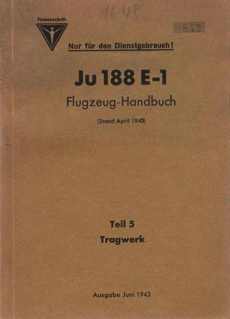 .Iu 188 E-1 - AVIA