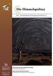 Datei - Astronomische Vereinigung Lilienthal e.V.