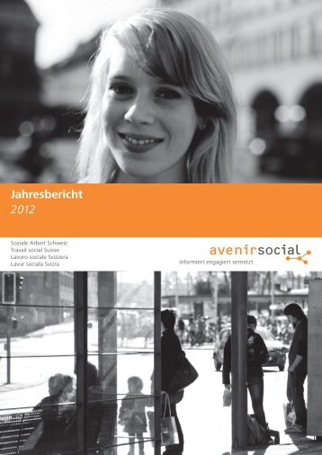 Jahresbericht 2012 - AvenirSocial