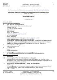 D-Waiblingen: Behandlung und Beseitigung ungefährlicher ... - AWG