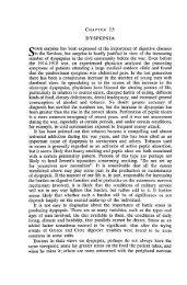 Chapter 25 – Dyspepsia - Australian War Memorial