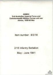 AWM52, 8/3/18/10 - Australian War Memorial