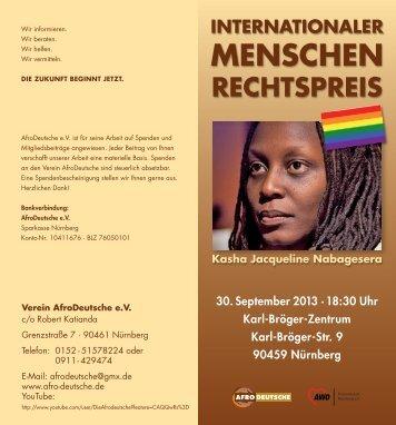 Flyer zum Menschenrechtspreis ( PDF , 2 MB) - AWO Kreisverband ...