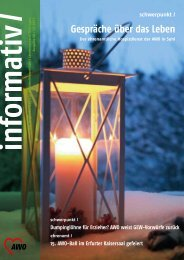 Informativ Ausgabe 68 - AWO - Thüringen