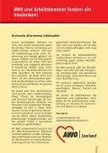 Altersarmut im Saarland - Arbeiterwohlfahrt des Saarlandes - Seite 7