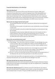 FAQ - The Australian Wine Research Institute