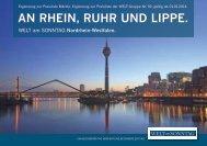 Ergänzungspreisliste WELT am SONNTAG NRW 2014