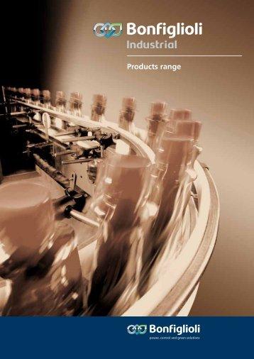 Brochure Industrial - Bonfiglioli